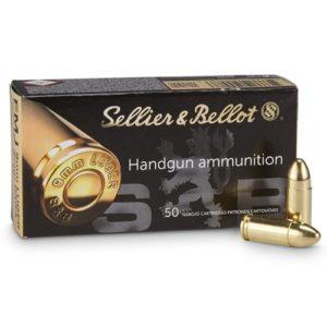 9mm Luger FMJ 7.5g