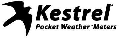 kestrel weather logo